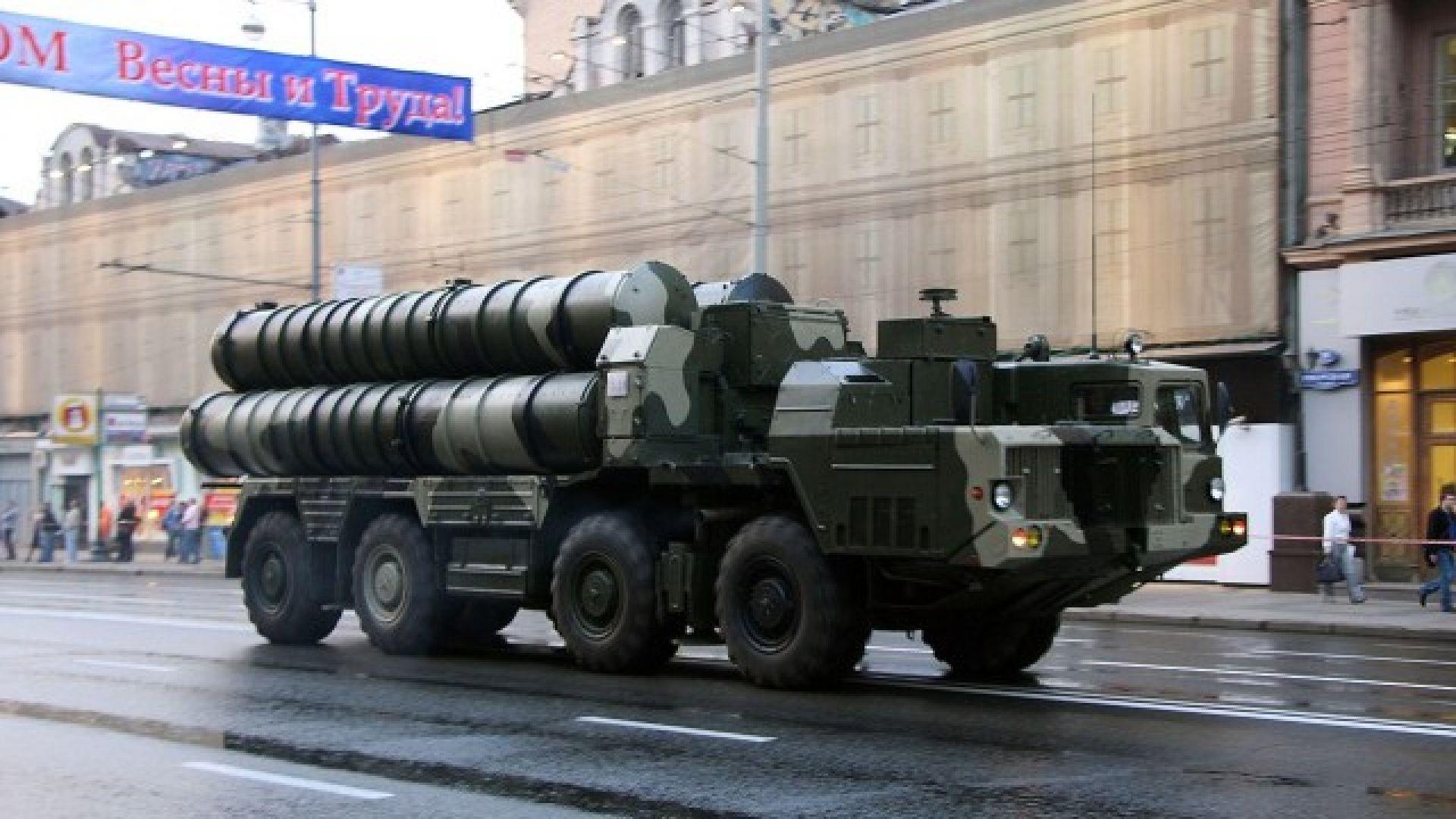 До 2 седмици Русия доставя противоракетна система С-300 на Сирия