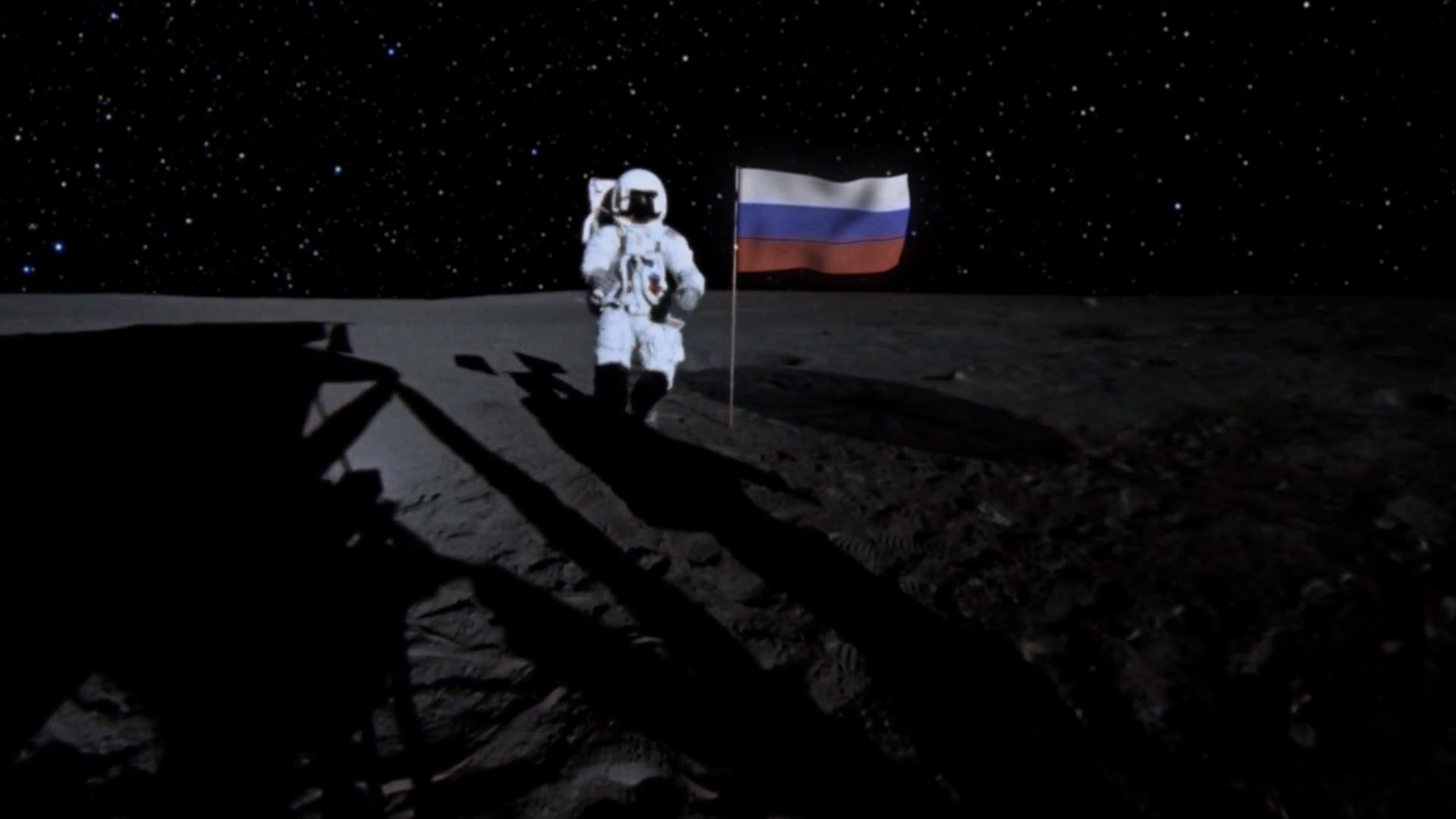 """Русия обяви, че ще """"завладее"""" Луната в 3 стъпки"""