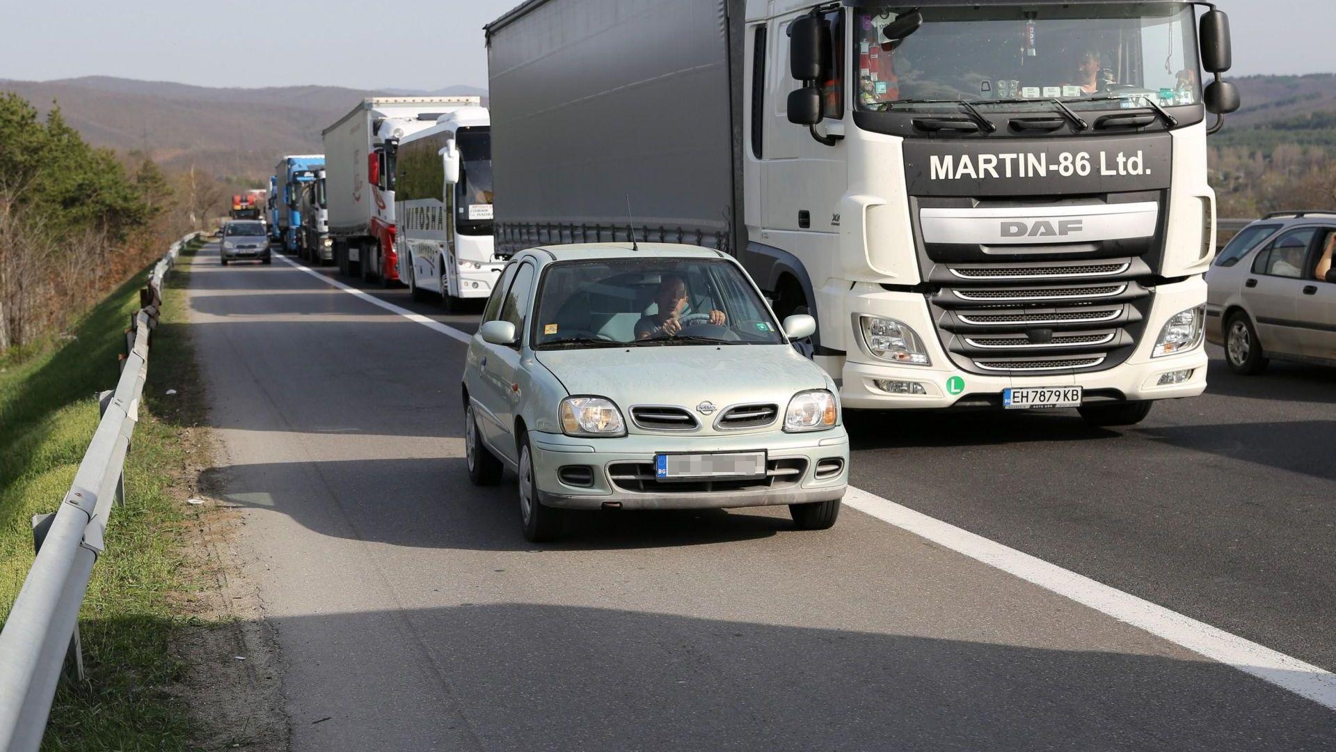 Проектират пътищата според трафика за 30 г. напред