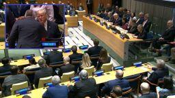 Борисов се ръкува с Тръмп в Ню Йорк (видео)