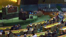 С какво се гордеем пред ООН? Речта за мира на Бойко Борисов (видео)