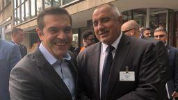 Борисов се срещна с Ципрас и Чавушоглу