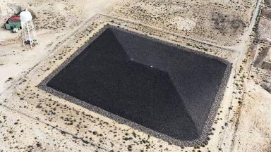 Това е най-радиоактивната пирамида в света