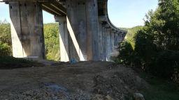 """Мостове в риск 2: Воден капан на магистрала """"Тракия"""" (видео)"""