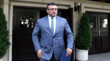 Младен Маринов: Арестът на Кико е голям успех, нанесъл е щети на 3 полицейски коли