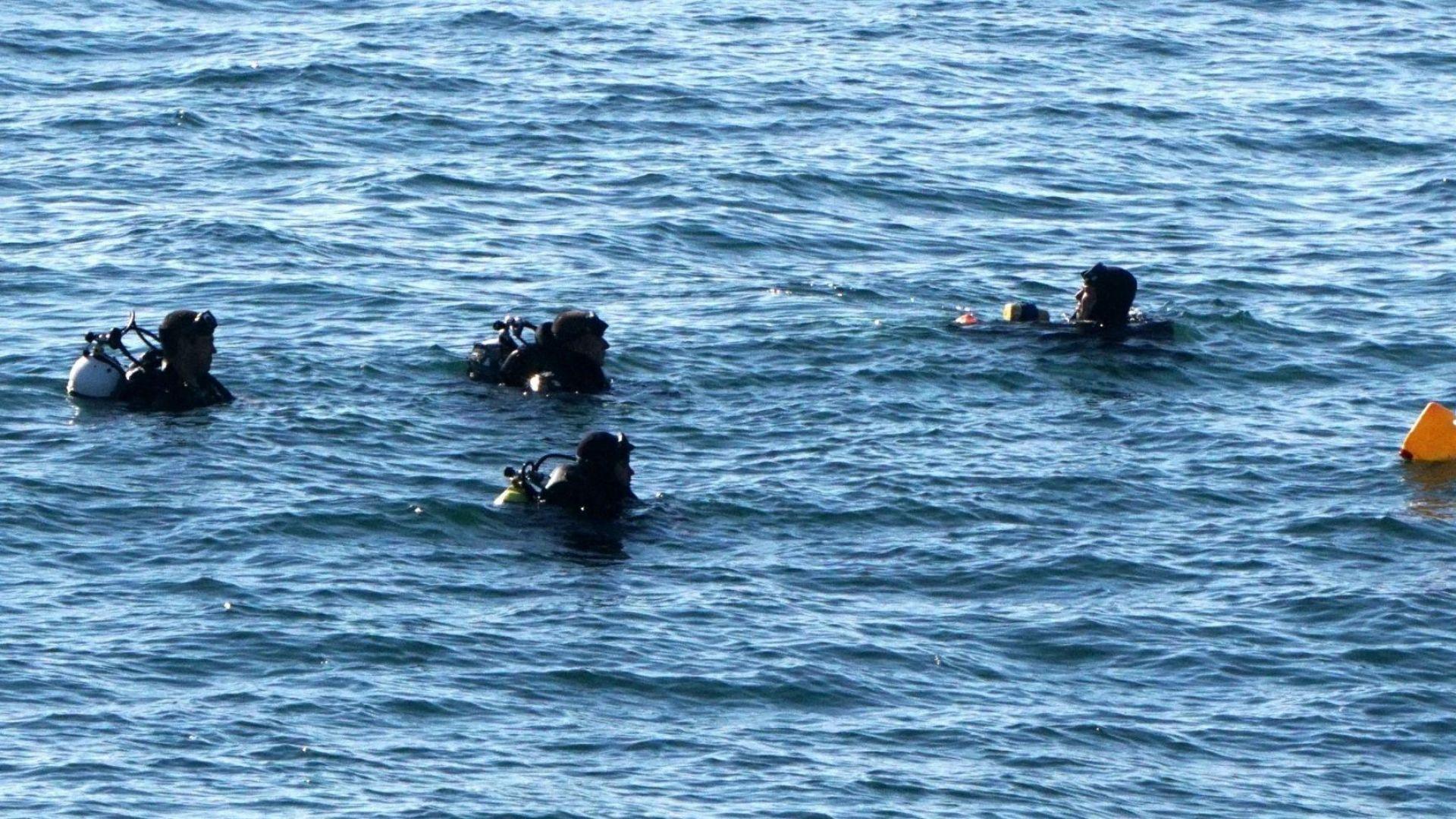 Морето погълна двама опитни рибари край Бунарджика