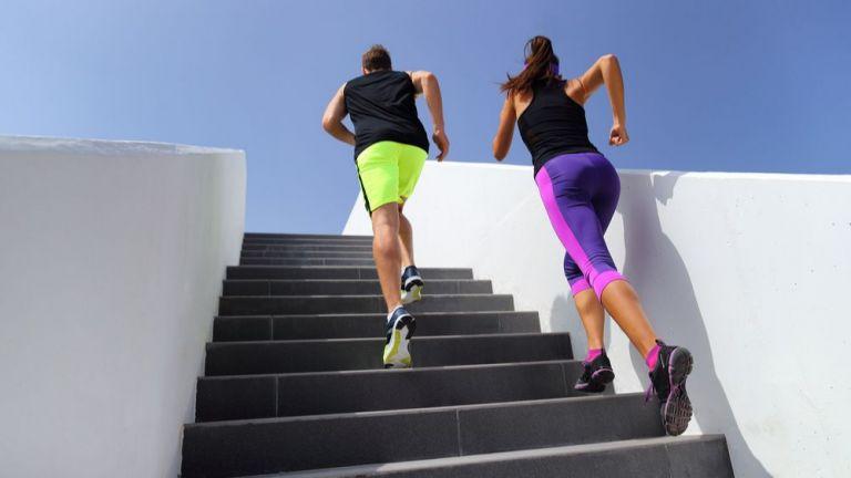 Изкачването на стълби като спорт – полезно, но не за всеки