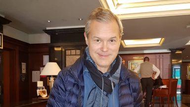 Знаменитият Вадим Репин пристигна у нас, за да открие юбилейния сезон на Софийска филхармония
