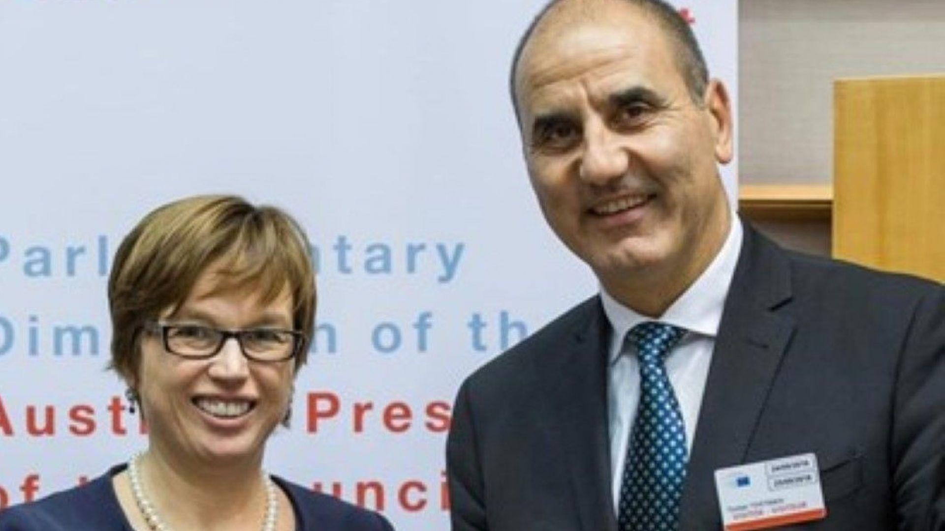 Цветанов избран на ръководна позиция в Европол