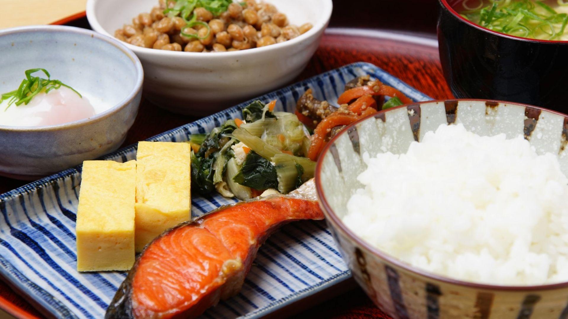 Японска диета или 7 прични за фините фигури на японките