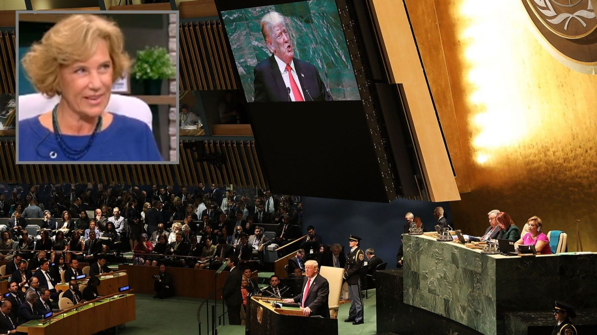Елена Поптодорова: Военните министри в САЩ няма да се подчиняват на Тръмп