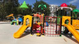 """Напредва изграждането на парка във """"Възраждане"""""""