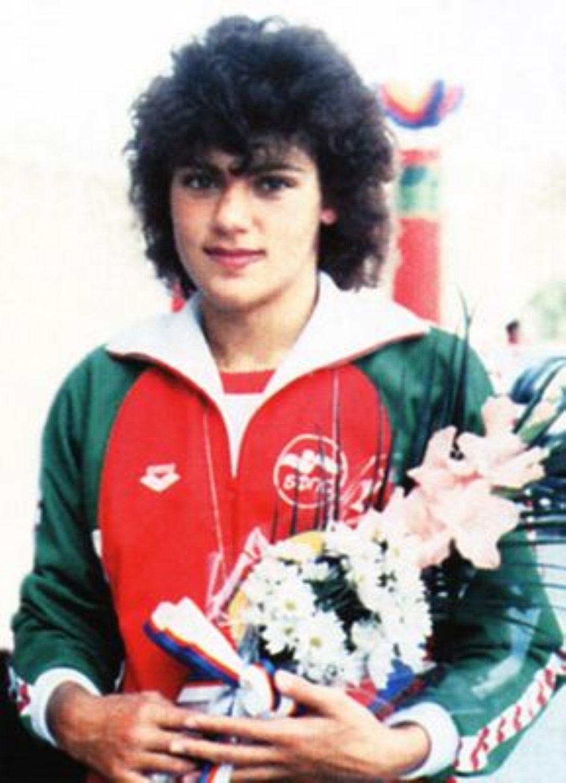 Антоанета Френкева спечели бронз в плуването.