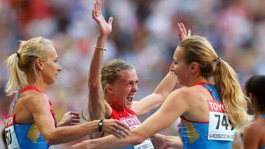 Русия поиска да падне допинг забраната на лекоатлетите