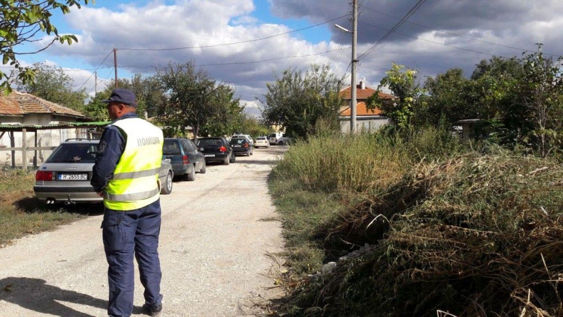 Намериха четири трупа в къща в Каспичан, има задържан