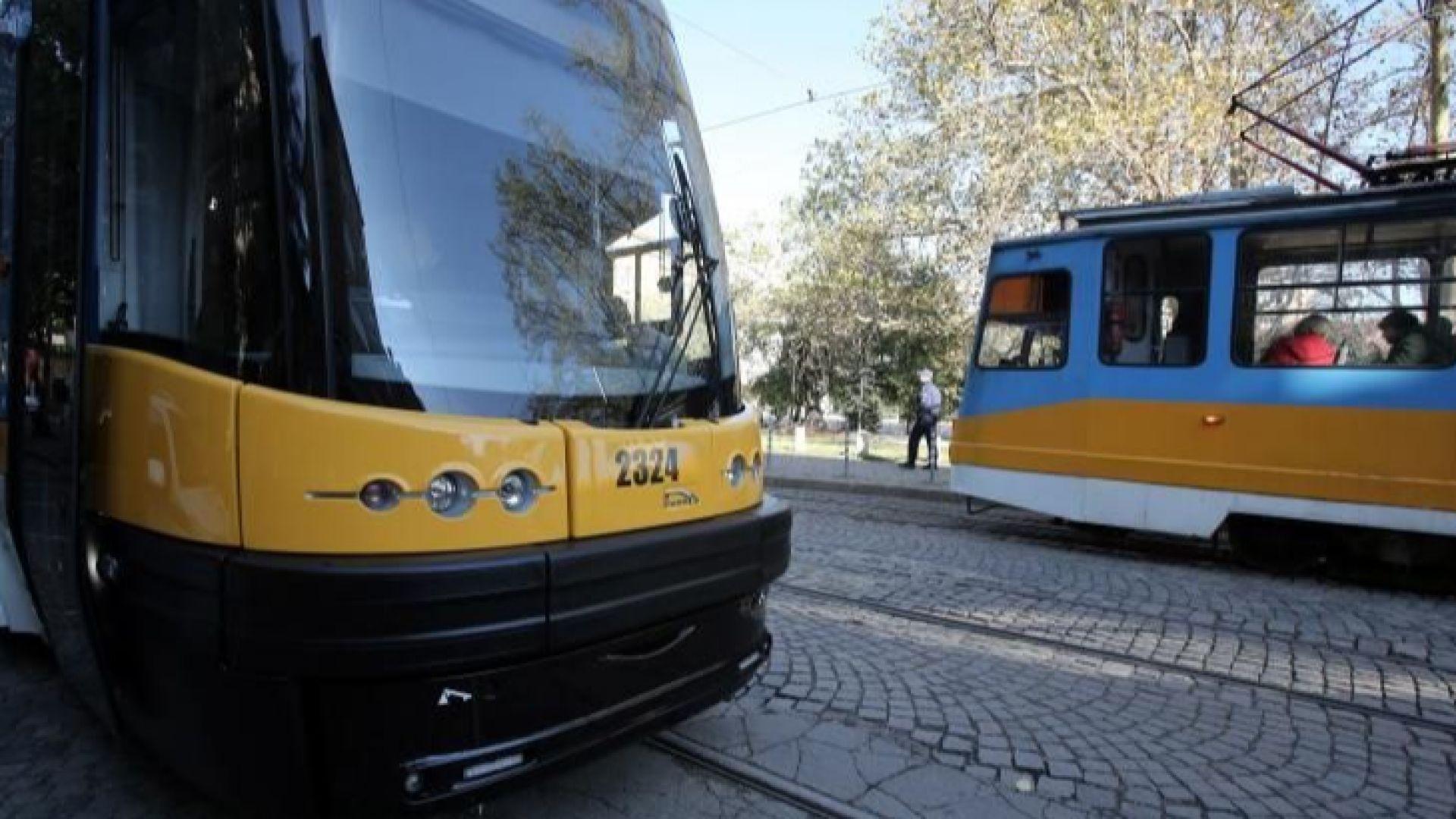 13 нови трамвая ще бъдат пуснати по линия №5