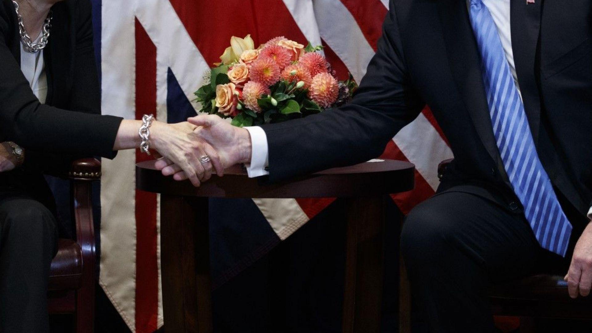 """Задава се """"мащабна и амбициозна"""" британско-американска сделка"""