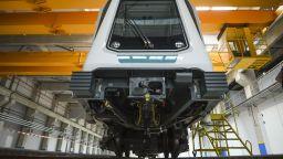 Пероните ще бъдат отделени от влаковете в третия лъч на метрото