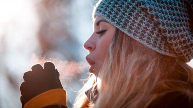 Минус 7 градуса тази сутрин, затопля се от утре