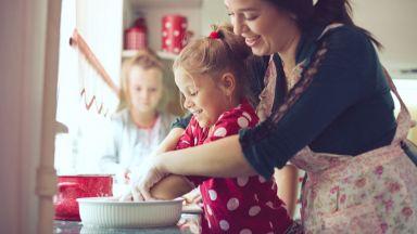 Идеи и съвети за готвене с деца