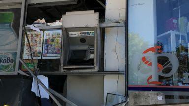 Пак взривиха банкомат, откраднати са поне 50 000 лева