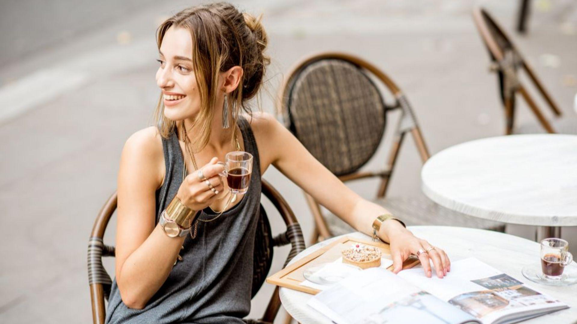 5 правила за хранене: Как го правят французойките