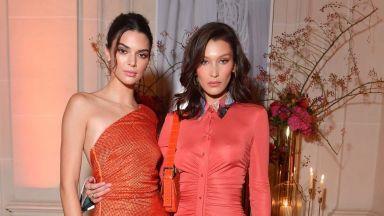 Бела и Кендал купонясваха с Виктория Бекъм в Париж