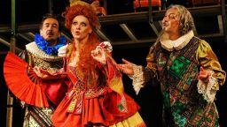 Празнуваме два дни сватбата на Фигаро в Народния театър