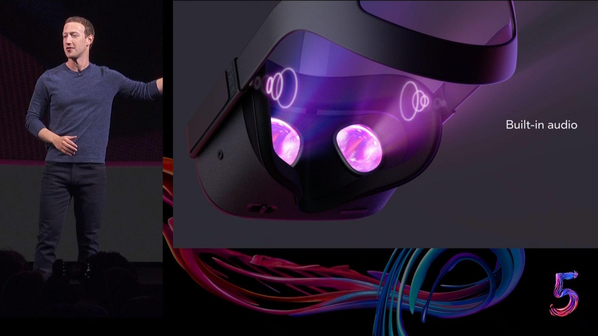 """""""Фейсбук"""" представи новите си очила за виртуална реалност"""
