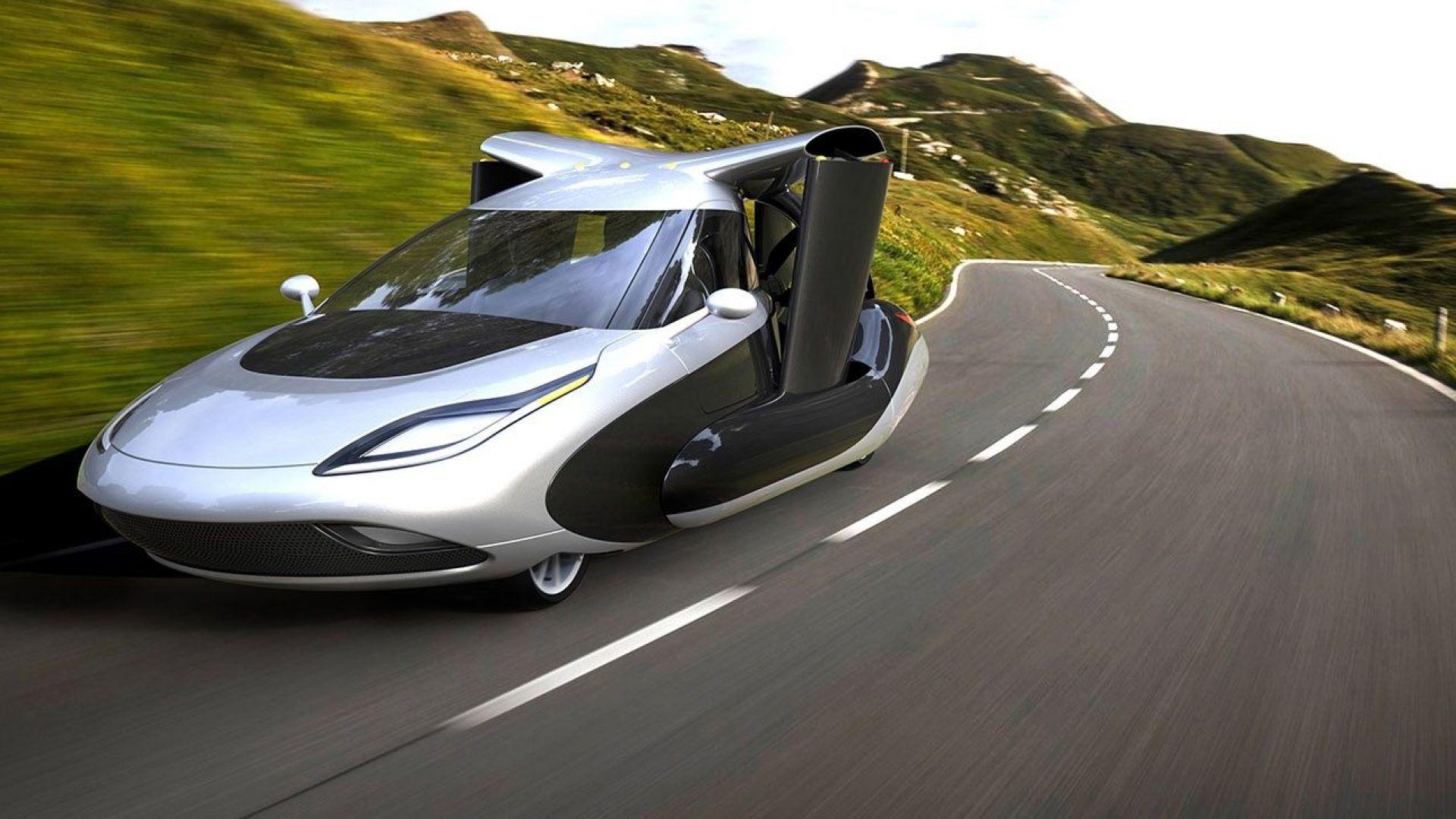 Започват продажбите на първата летяща кола в света