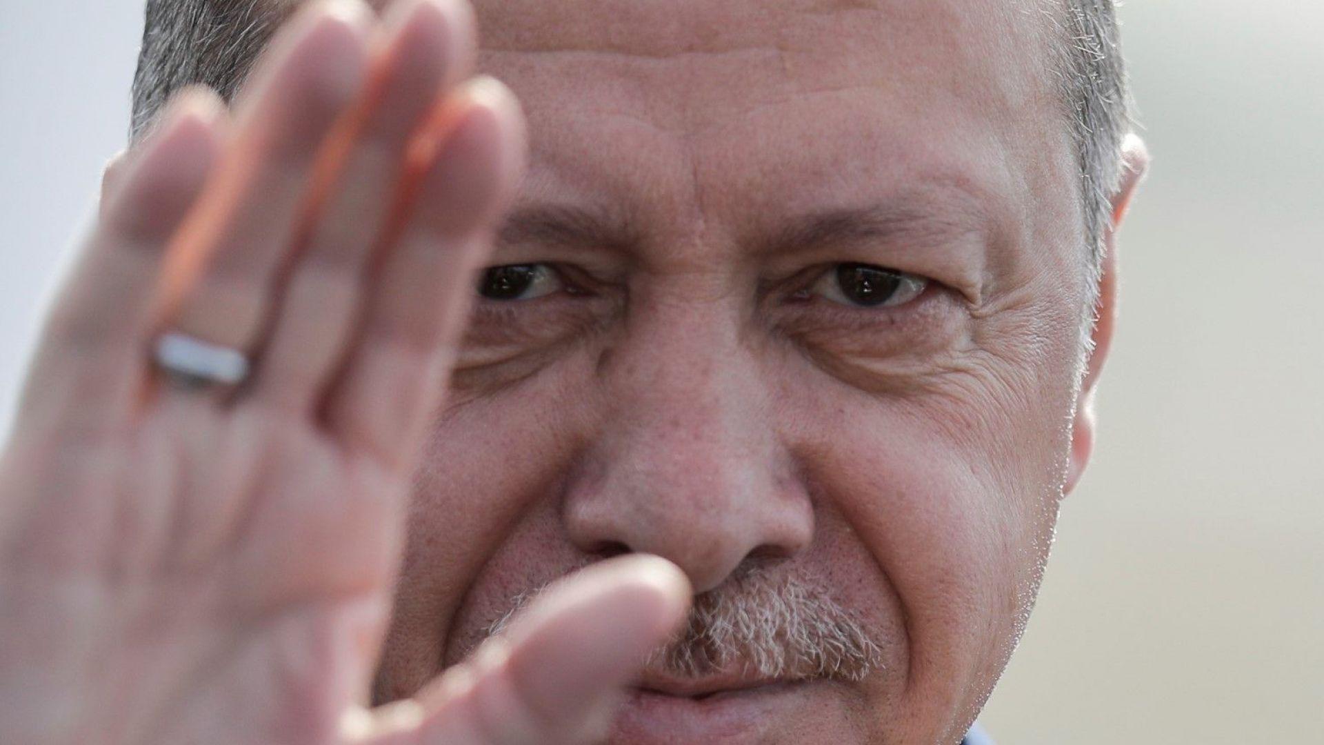Ердоган: Турция е отворена за инвестиции