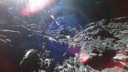 Япония скоро може да достави първите проби от астероид