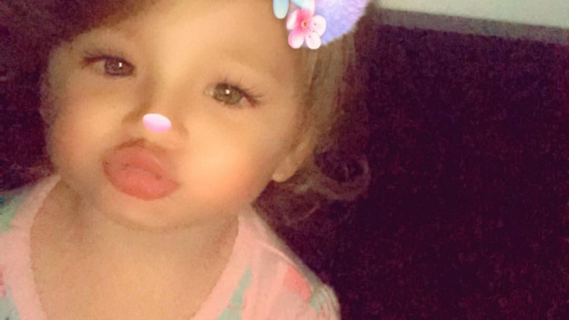 Внучката на Христо Стоичков навърши 2 годинки