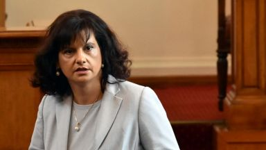 """Даниела Дариткова: ГЕРБ няма нужда от """"патерица"""" за явяване на изборите"""