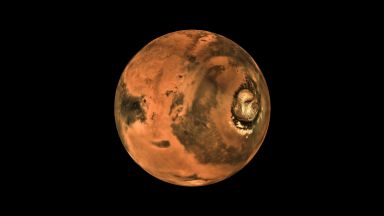 Най-добрите снимки, които Индия направи на Марс