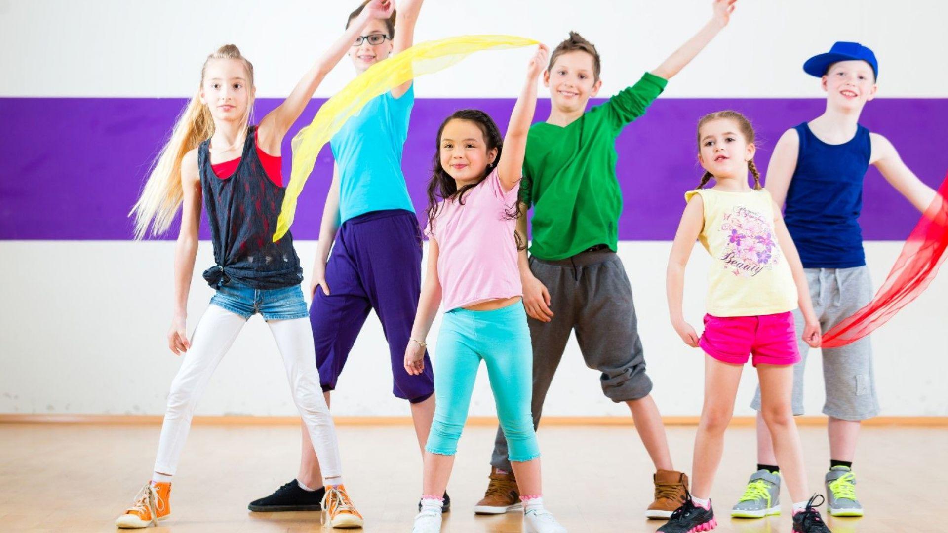 Защо танцуването е толкова важно за детето, колкото и математиката