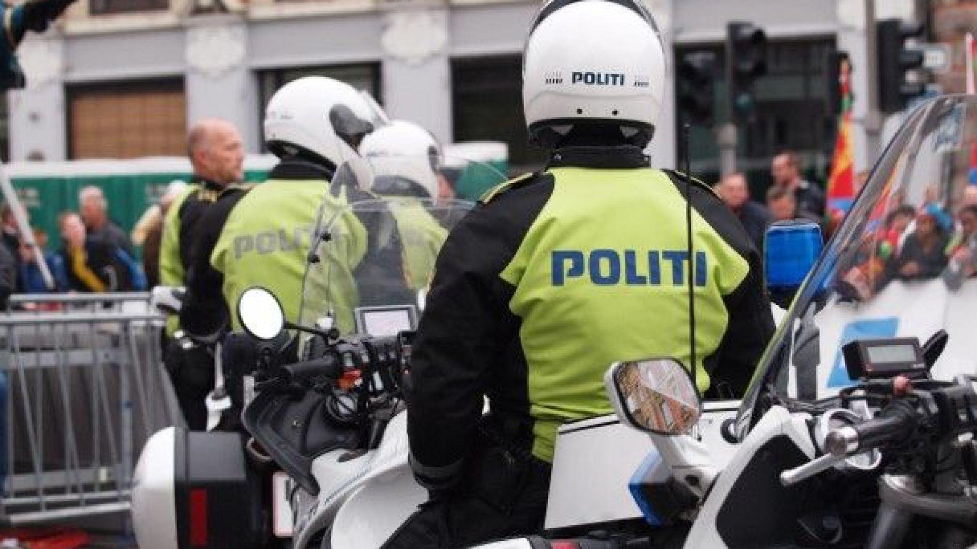 Заради издирване на престъпници затвориха датски остров