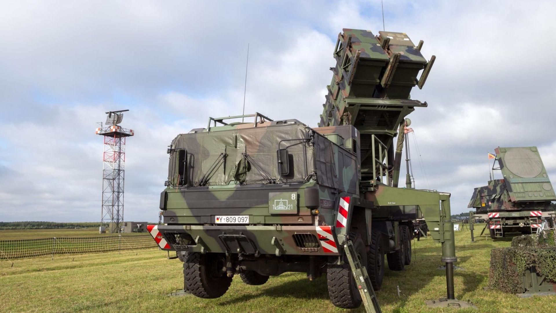 Румъния купува ракетна система за защита на Черно море