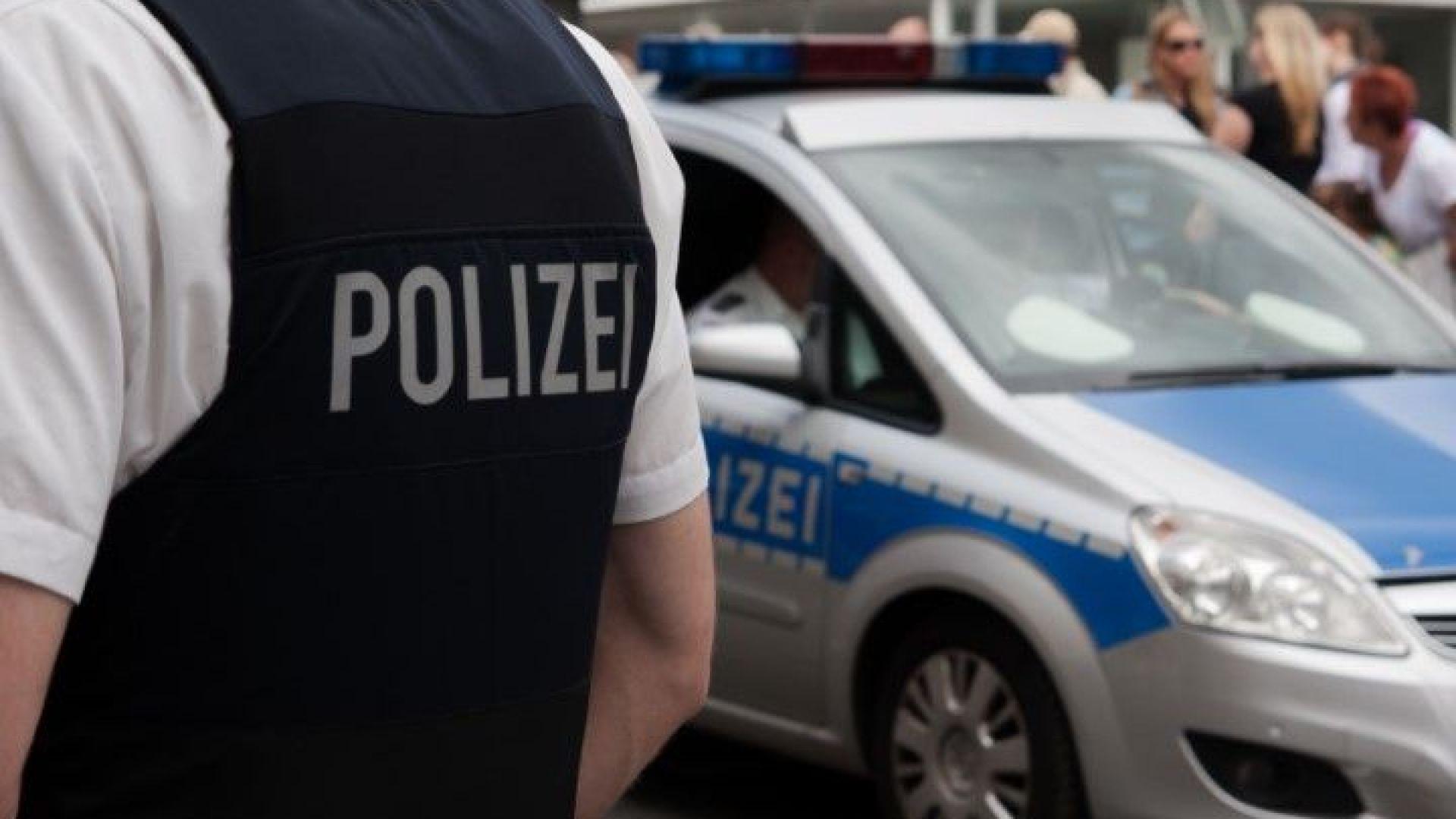 Мъж нападна хора с нож в Германия, има ранени