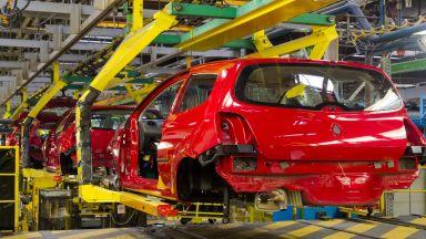 Заводът Фиат в Сръбия поднови производство