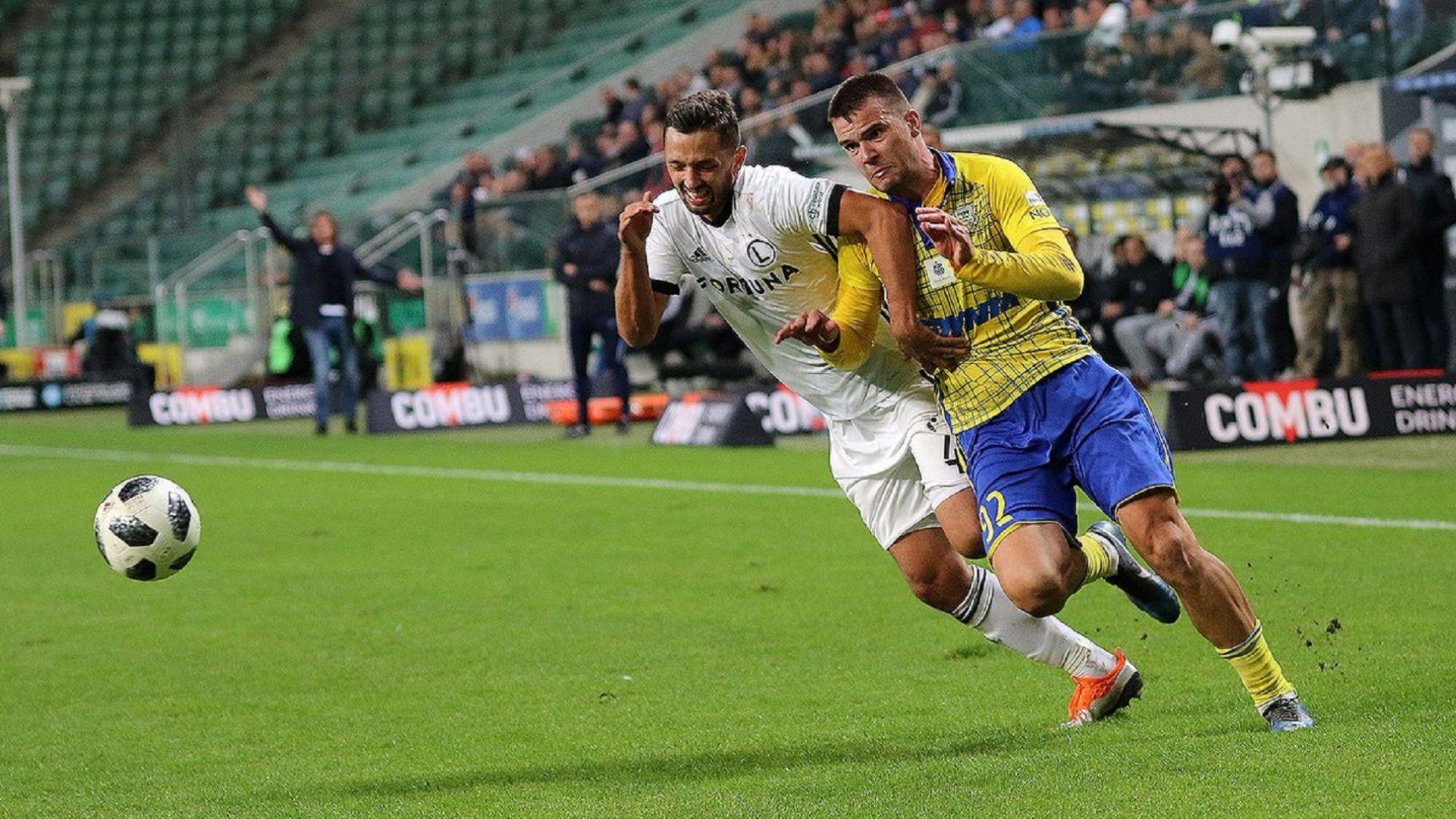 Алекс Колев подаде за гол срещу шампиона