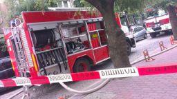 Мъж загина при пожар в жилище на 18-ия етаж