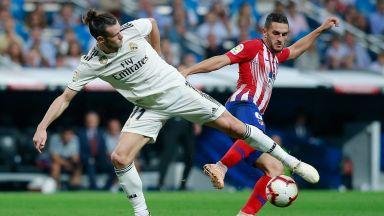 Спортът по телевизията (изпъква дербито на Мадрид)
