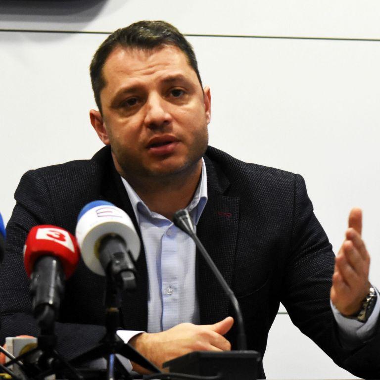 Делян Добрев, председател на Комисията по енергетика
