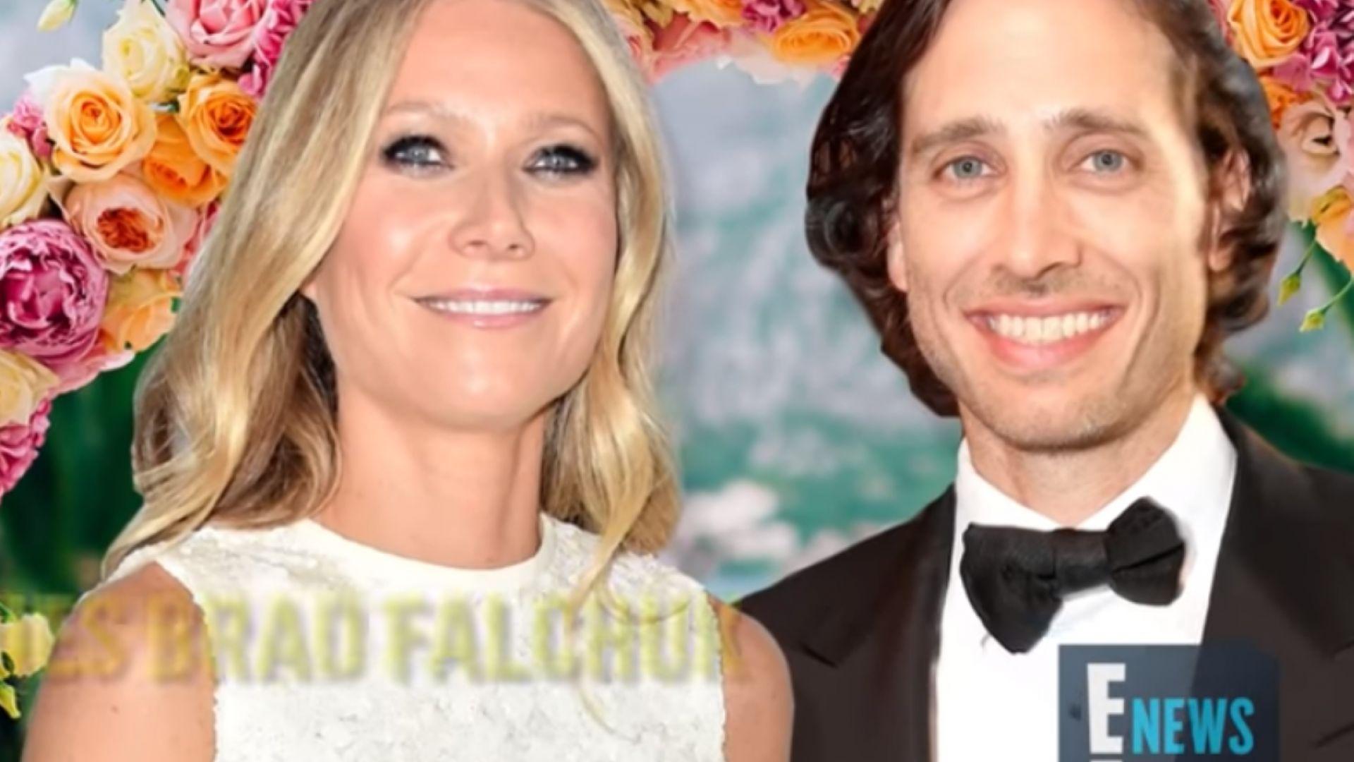 Гуинет Полтроу се омъжи за своя избраник