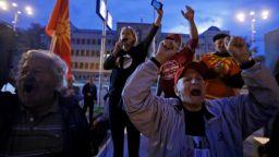 Охраняват скопските депутати, гласували за името Република Северна Македония