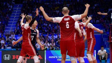 Четири години по-късно, Полша отново е шампион след бой над Бразилия