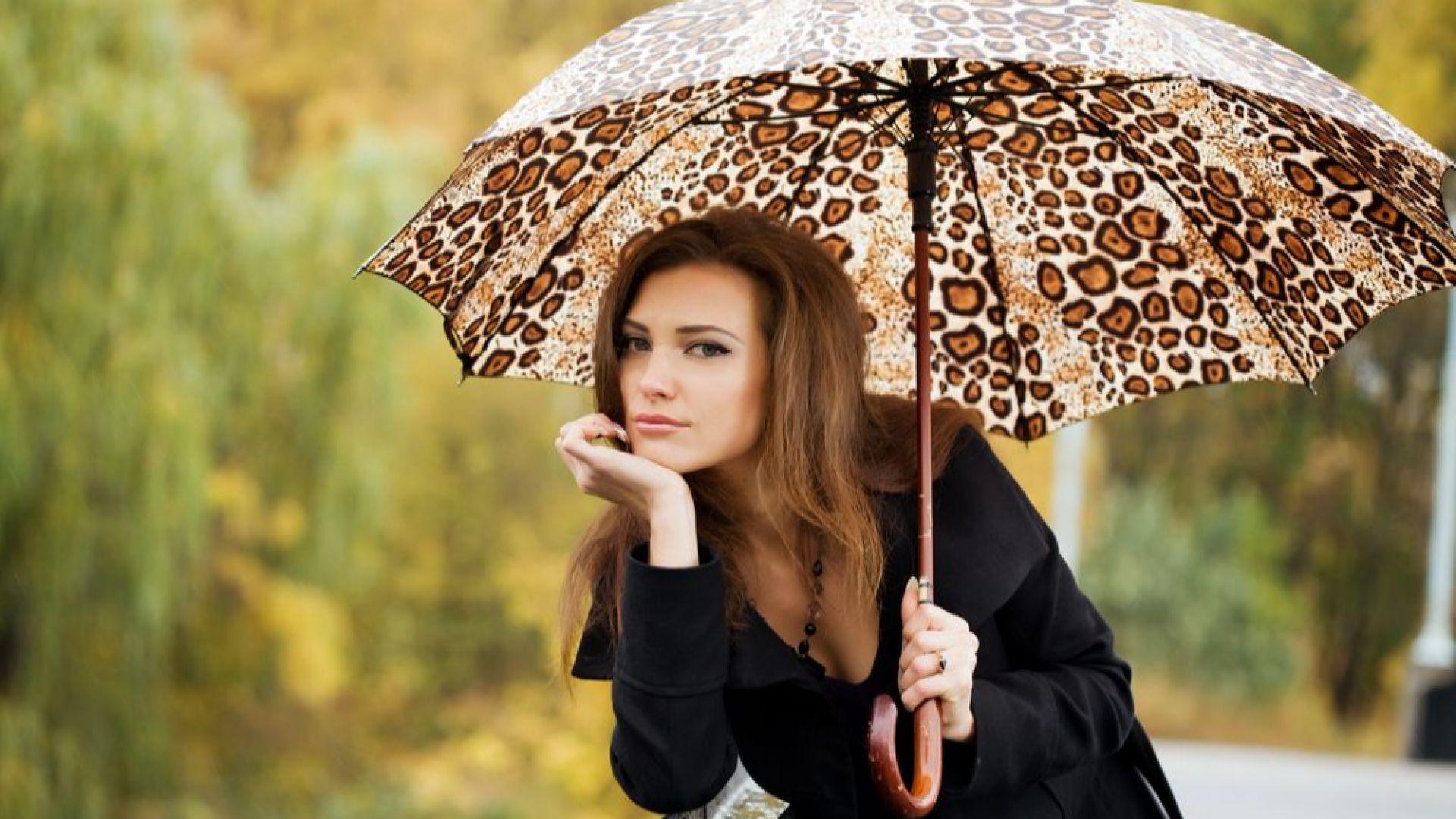 Днес - дъждовно, валежите спират довечера