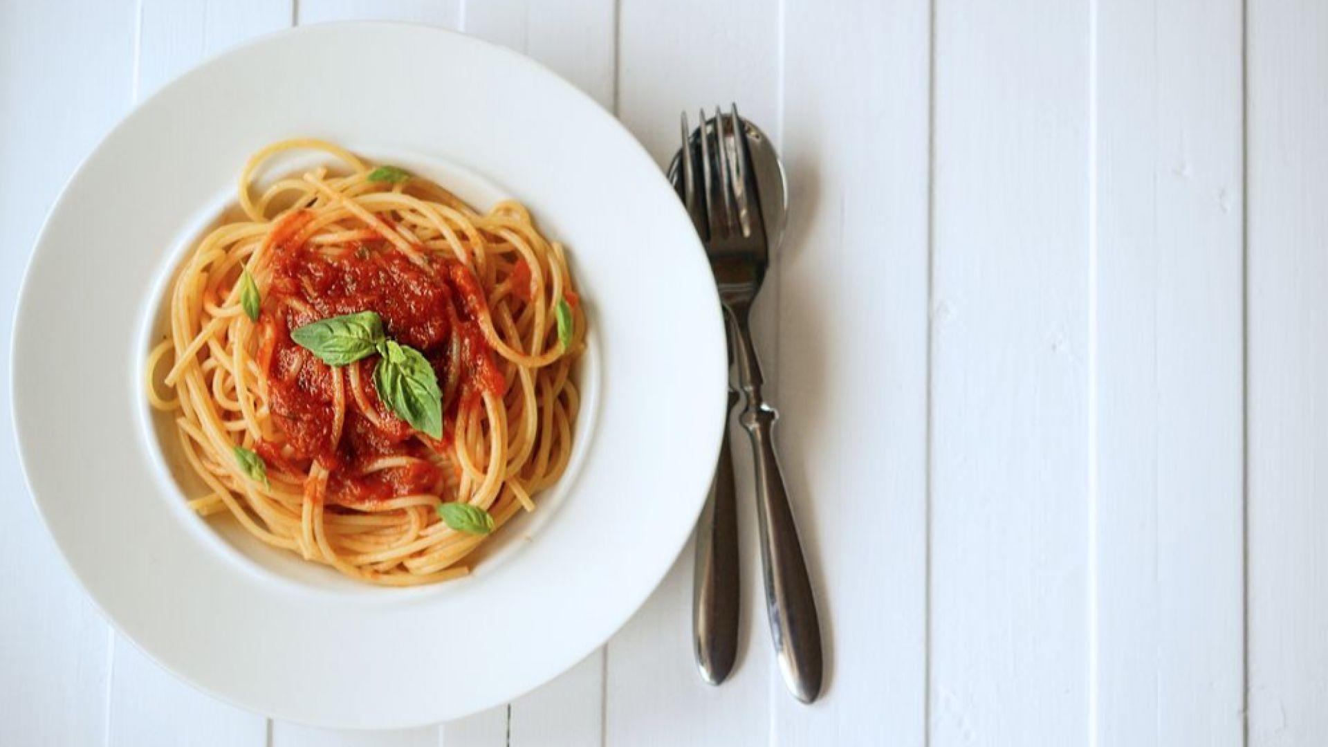 Рецептата за спагети на Одри Хепбърн