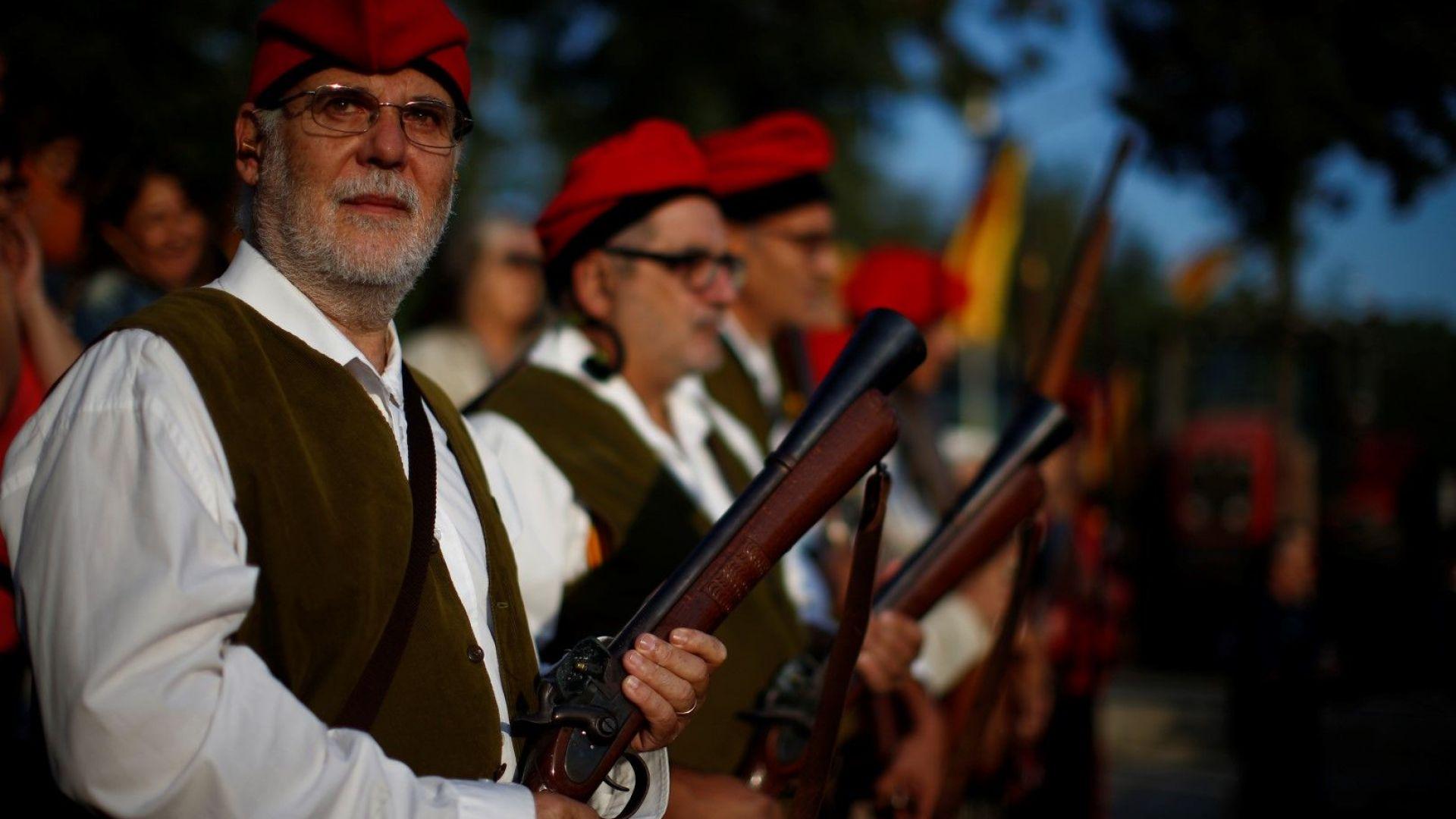 Пучдемон призова каталунците да не се отказват от независимост